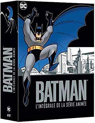 Coffret DVD Batman - La Série Animée TV Complète