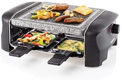 Appareil à raclette Princess Grill Party - 4 personnes, 600W