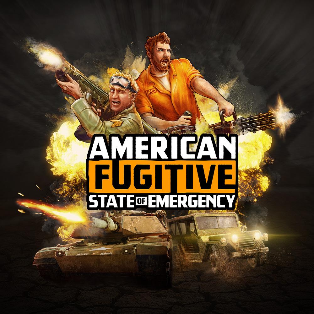 American Fugitive sur Nintendo Switch (Dématérialisé)
