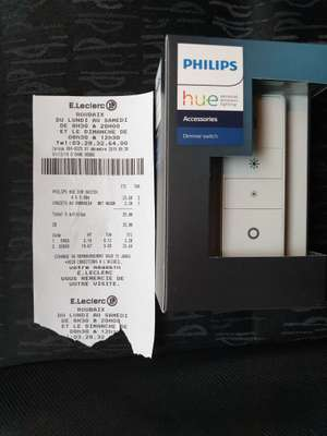 Variateur Philips Hue Dimmer Switch - Roubaix (59)