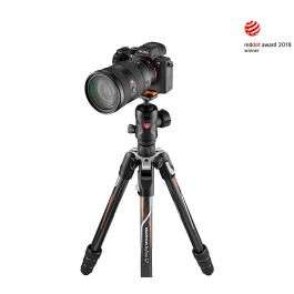 Kit Trépied Manfrotto Befree GT carbone pour Sony Alpha