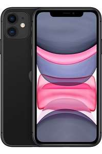 "Smartphone 6.1"" Apple iPhone 11 - 64 Go, Noir"