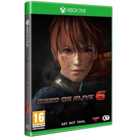 Dead or Alive 6 sur PS4 ou Xbox One (Import UK)
