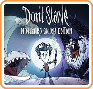Don't Starve sur Nintendo Switch (Dématérialisé)