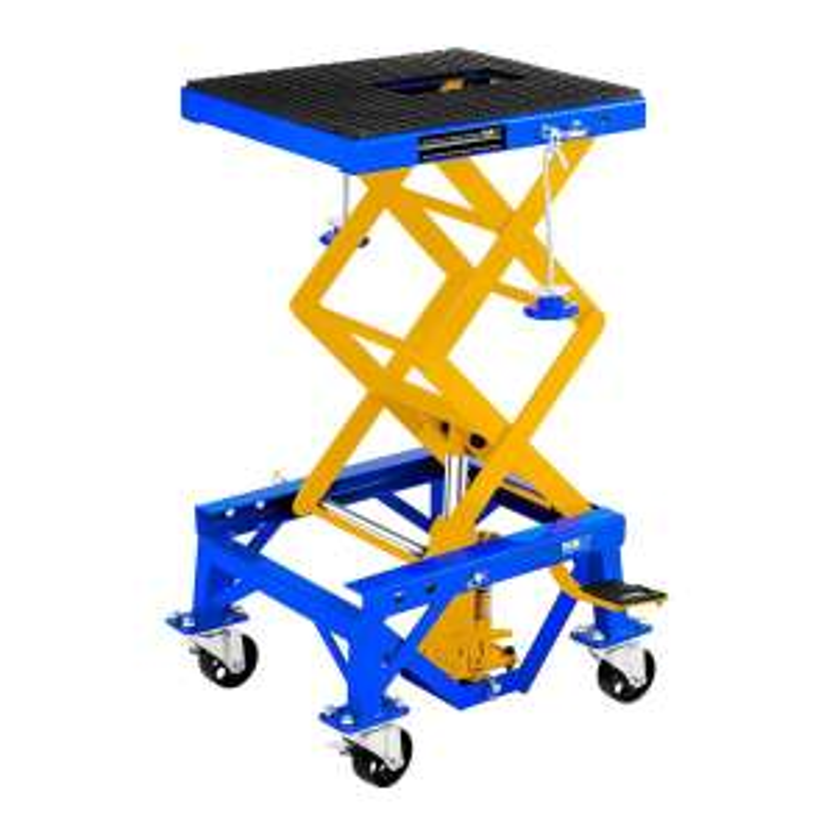 Table élévatrice mobile - 135 kg (expondo.fr)