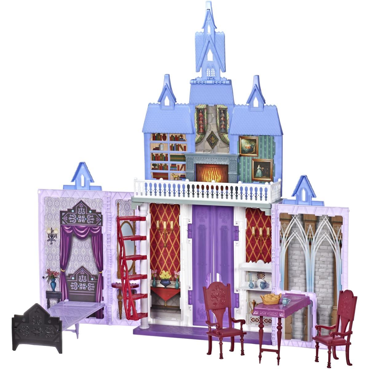 Chateau d'Arendelle la reine des neiges
