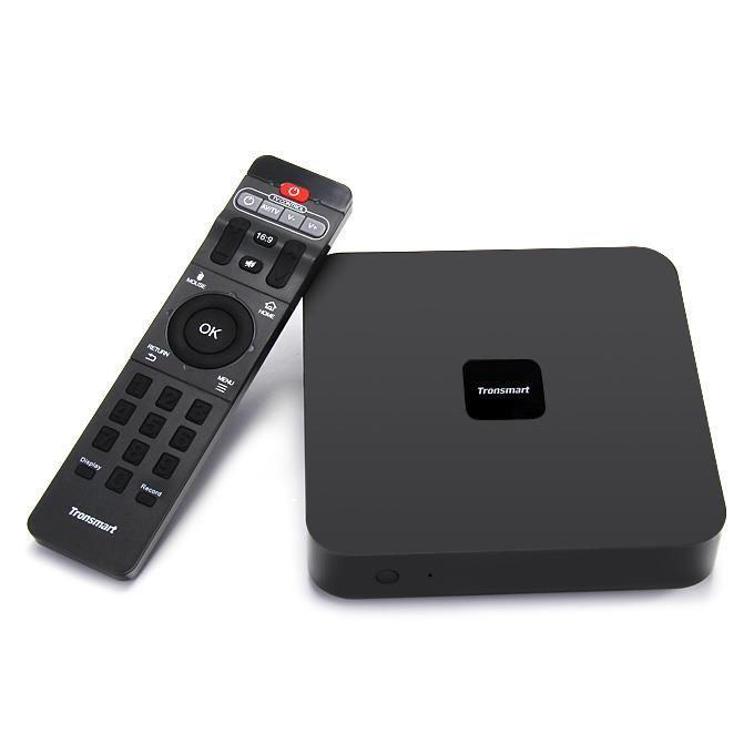 Box TV Tronsmart Pavo M9 - RAM 1 Go, stockage 8 Go, Wifi, 4K