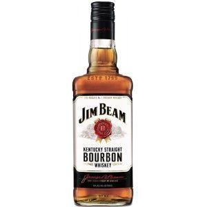 Bouteille de bourbon whiskey Jim Bream - 1 L
