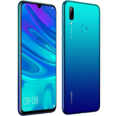 "Smartphone 6.21"" Huawei P Smart 2019 - full HD+, Kirin 710, 3 Go de RAM, 64 Go, bleu ou noir (141,36€ avec le code BF12100)"