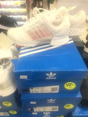 Baskets Adidas Climacool 1 - Blanche (Frontaliers Luxembourg)