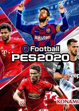 Jeu eFootball PES 2020 sur PC (Dématérialisé - Steam)