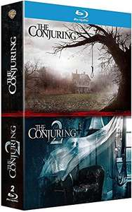 Coffret Blu-Ray Conjuring : Conjuring : Les Dossiers Warren + Conjuring 2 : Le Cas Enfield