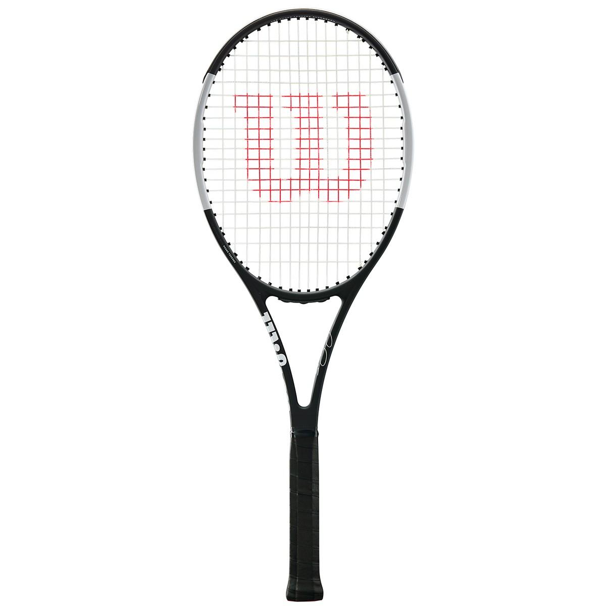 Raquette de Tennis WILSON PRO STAFF RF 97 Autograph (340 GR) - tennispro.fr