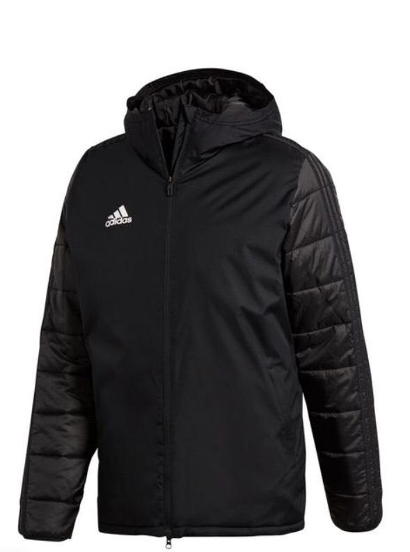 Manteau Adidas Condivo 18 - Noir, du XS au 3XL