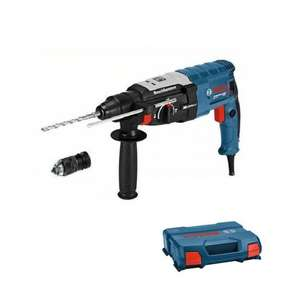 Perforateur burineur Bosch SDS Plus GBH 2-28 F L-Case (clickoutil.com) + ODR Bosch Toolbox