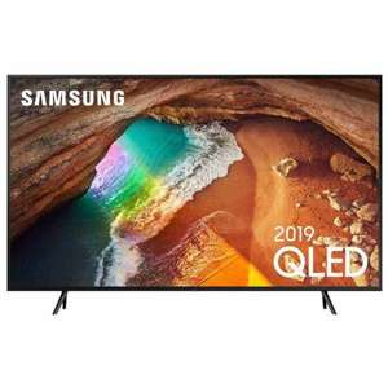 "TV QLED 75"" Samsung QE75Q60R - UHD 4K, HDR10+"