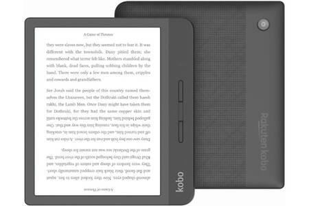Liseuse eBook Kobo Libra H2O - Noire (158,40€ via google shopping avec le code BF12100)