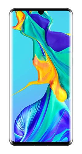 """Smartphone 6.47"""" Huawei P30 Pro - Kirin 980, 8Go RAM, 128 Go, Noir (vendeur tiers)"""