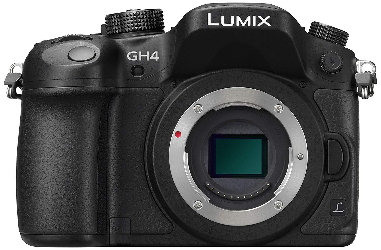 Appareil photo Hybride Panasonic Lumix DMC-GH4R - Boîtier nu