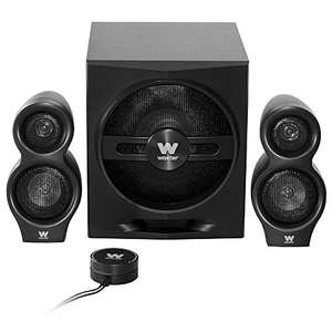 Ensemble Audio 2.1 Woxter Big Bass 500R - Bluetooth