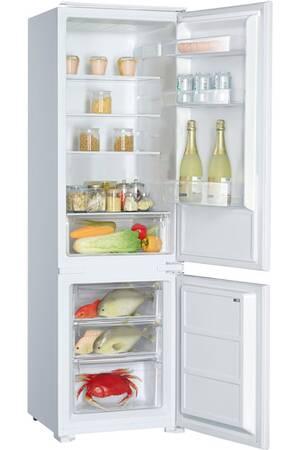 Réfrigérateur congélateur encastrable PROLINE PCI 259-F-2-LED - 223 litres, Froid statique