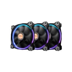 Pack de 3 ventilateurs pour boitier Thermaltake Riing RGB