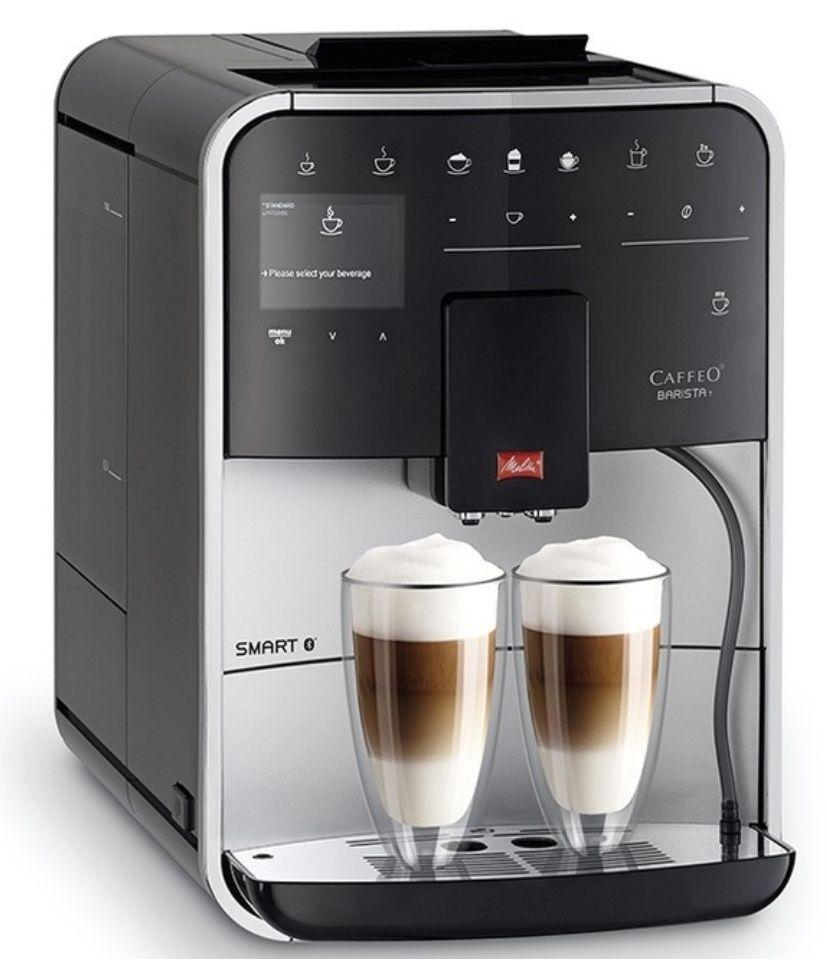 Machine à Café Automatique Melitta Barista T Smart Connectée F831-101 sans Réservoir Lait (Via ODR 70€)