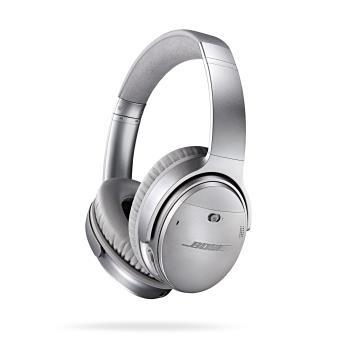 Caque Audio Sans-fil Bose QuietComfort35 Silver (Vendeur Tiers)