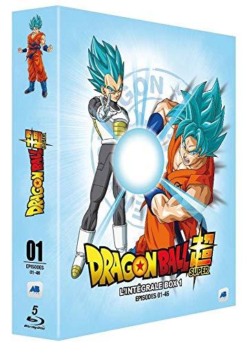 Blu-Ray Dragon Ball Super - Box1, Episodes 1 à 46