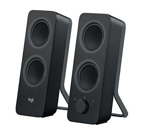 Haut-parleurs Logitech Z207 - Bluetooth et Mini jack