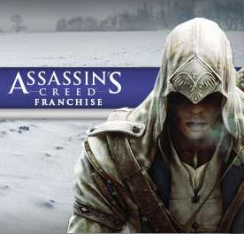 Franchise Assassin's Creed sur PC en promotion,
