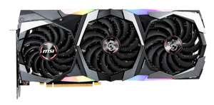 Carte Graphique MSI GeForce RTX 2080S Gaming X TRIO 8Go (Frontaliers Suisse)