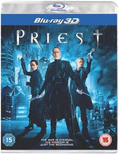 Priest - BluRay 3D
