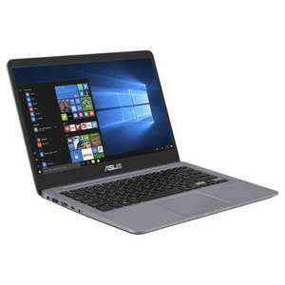 "PC Portable 14"" Asus VivoBook S14 S401UA-EB812T - Full HD, AMD A10-9620P, RAM 8Go, SSD 256Go, Radeon R7, Windows 10"