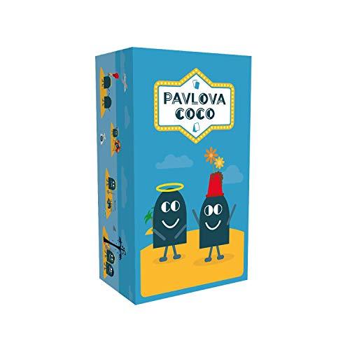 Jeu de Société Pavlova Coco - 540 Cartes