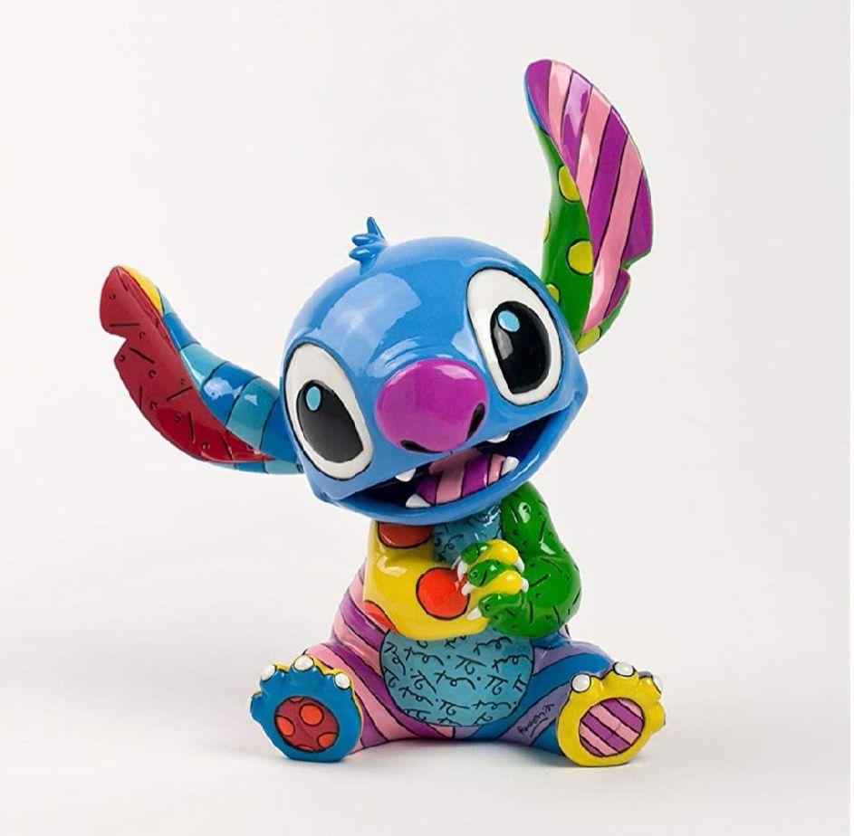 Figurine Disney By Britto Stitch Résine - 20cm