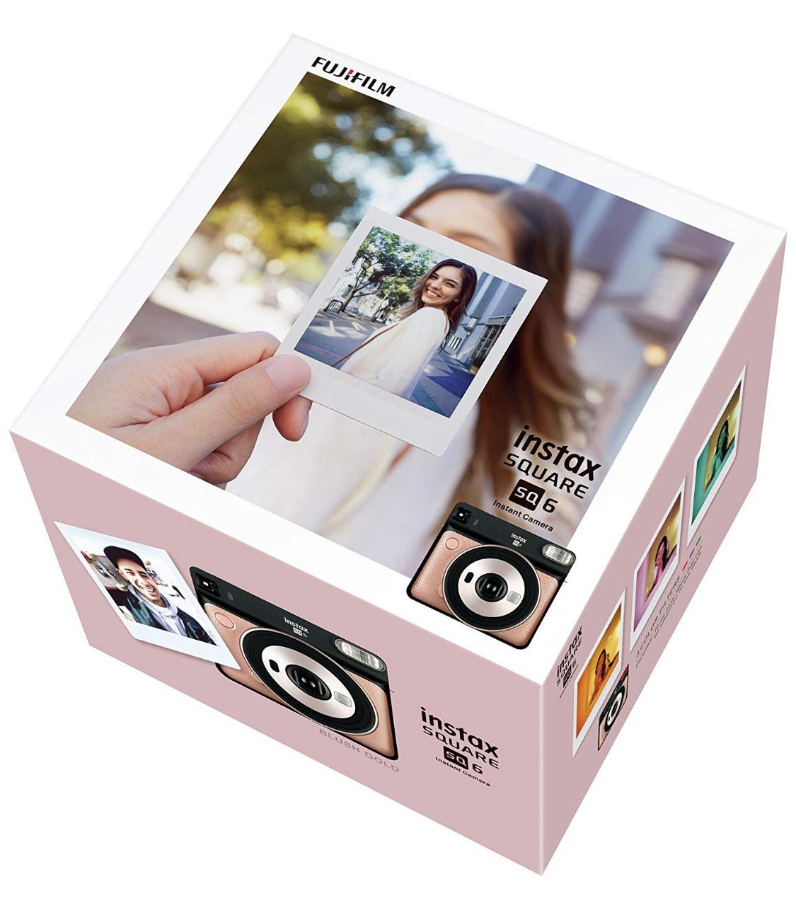 Appareil photo numérique instantané Fujifilm Instax SQ6 - Plusieurs coloris