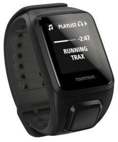 Montre GPS Tomtom Spark (runner 2) Multisport Cardio + Music + 50€ de chèque cadeau