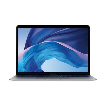 "PC portable 13."" Apple MacBook Air - Intel Core i5, 8 Go de RAM, SSD 128Go 8Go RAM, Gris Sidéral"