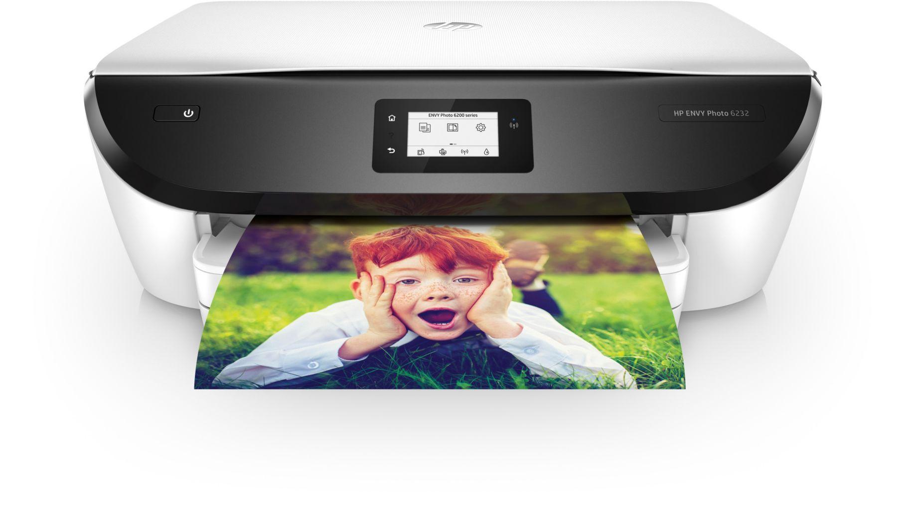 Imprimante multifonction à jet d'encre HP Envy Photo 6232 (via ODR de 40€)