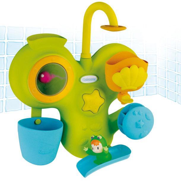 jeu de bain Cotoons Aquafun de Smoby