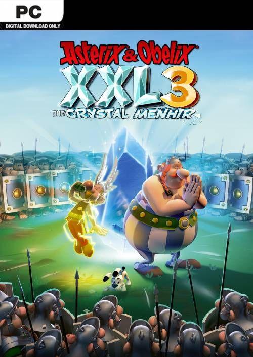Sélection de jeux en promotion - Ex : Astérix & Obélix XXL 3 - Le Menhir de Cristal sur PC (dématérialisé, Steam)