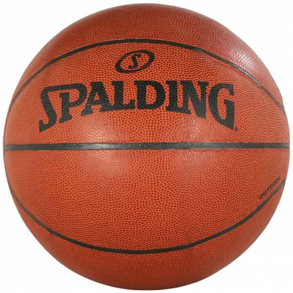 Ballon de basket-ball Spalding Outdoor - tailles 5, 6 ou 7