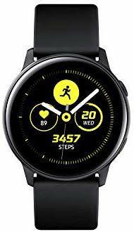 Montre connectée Samsung Galaxy Watch Active - noir