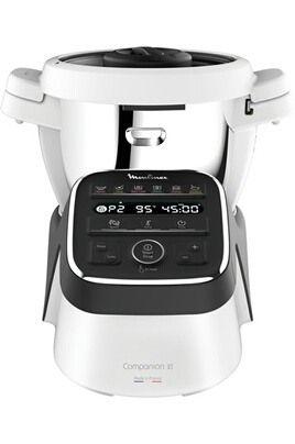 Robot cuiseur Companion XL HF80C800 - 1550W, 4.5L (439,99€ avec le code CYBMO1460)