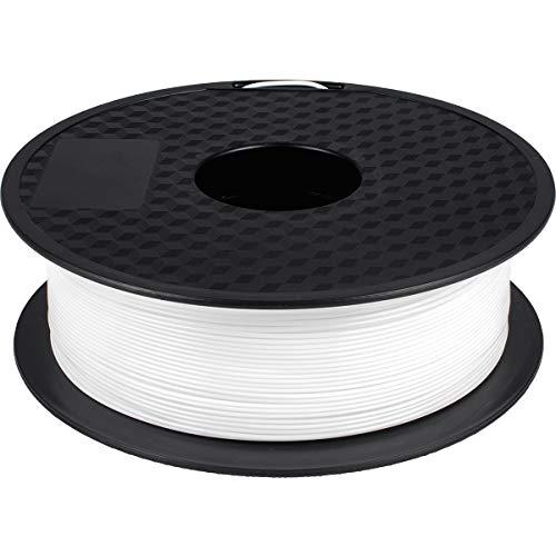 Filament pour imprimante 3D Geeetech - 1.75 mm, blanc (vendeur tiers)
