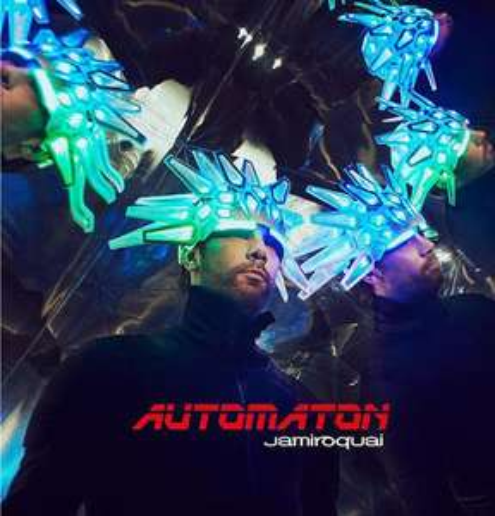Album double vinyle Jamiroquai - Automaton