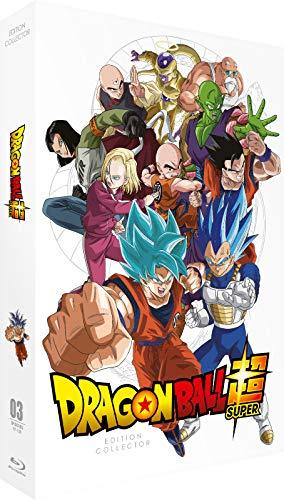 Coffret Blu-ray Dragon Ball Super - Partie 3, Édition Collector