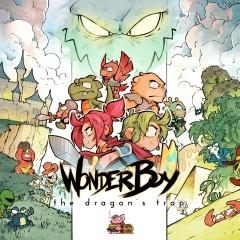 Jeu Wonder Boy: The Dragon's Trap sur PS4 (Dématérialisé)