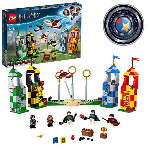 Jeu de Construction Lego Harry Potter - Le match de Quidditch (75956)
